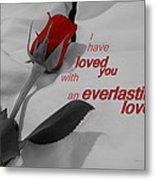 Everlasting Love Metal Print