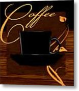 Every Cup Matters Metal Print