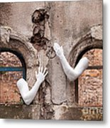 Every Hand Goes Searching For Its Partner 02 Metal Print