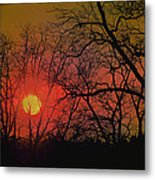 Every Night I Can Hear The Promise Of A Gentle Awakening Metal Print