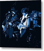 Everyday Blues With Marshall Tucker Metal Print