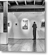 Exhibition Metal Print