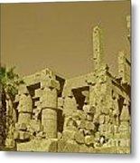 Exotic Egypt Metal Print