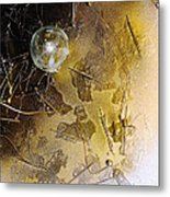 Exploded Expectation Metal Print