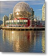 Expo '86 Expo Centre - Science World Metal Print
