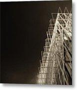 Expo Gate Metal Print