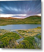 Exposed By Time Metal Print