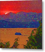 Extreme Sunset Metal Print