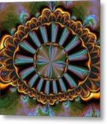 Eye Of Centauris Metal Print by Claude McCoy
