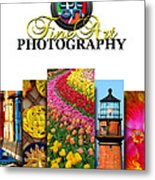 Eye On Fine Art Photography March Cover Metal Print