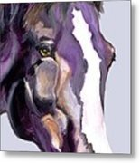 Eye On The Prize Metal Print