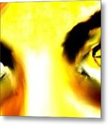 Eyes From The Inside 2 Metal Print