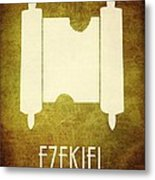 Ezekiel Metal Print