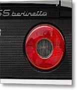 F355 Berlinetta Metal Print