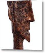 Fabulas Bronze Idol  Metal Print by Mark M  Mellon