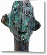 Fabulas Shipwrecked Idol Metal Print