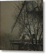 Fabyan Windmill Metal Print