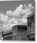 Facade In Missouri  Metal Print