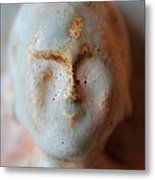 Face Of Buda  Metal Print