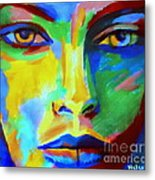 Lost In Thoughts Metal Print
