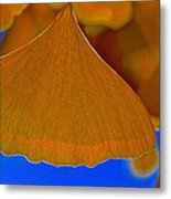 Fade To Autumn Metal Print