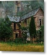Faded Dreams Metal Print by Julie Dant