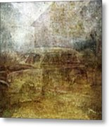 Fading Away Metal Print