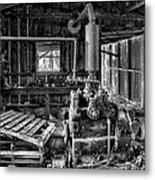Fairbanks Morse Diesel Metal Print