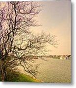 Fairhaven Lake Metal Print