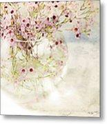 Fairy Bouquet Metal Print