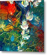 Fairy Dust Metal Print by Nan Bilden