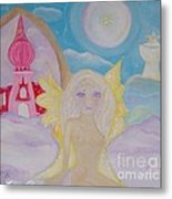 Fairy Kingdom Metal Print