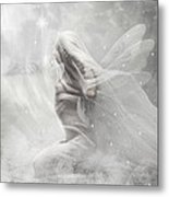 Fairy Of Vulnerability Metal Print