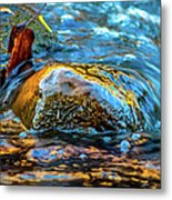 Fairy Tale Waters Metal Print