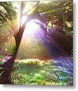 Fairyland Sunset Metal Print