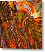 Fairytale Colors Metal Print