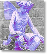 Fairytales Metal Print by Andrea Dale