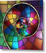 Faith Catcher Metal Print