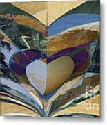 Faithful Heart Metal Print