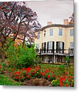 Fall At Lemon Hill Metal Print