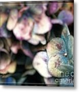 Fall Blues Metal Print