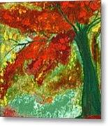 Fall Impression By Jrr Metal Print
