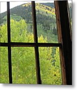 Fall In Ashcroft Metal Print
