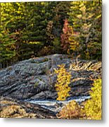 Fall In Forestport Ny Metal Print