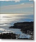 Fall In Rockport Metal Print