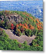 Fall On The Mountain Metal Print