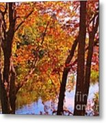 Fall River Nova Scotia Metal Print