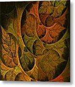 Fall Transitions Metal Print