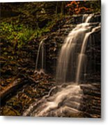 Falling Beautifully  Metal Print