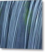Falling Water Up Close Metal Print